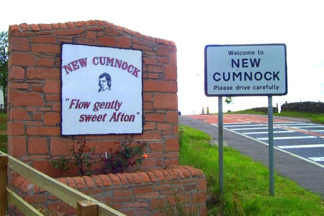 New Cumnock Ayrshire Scotland